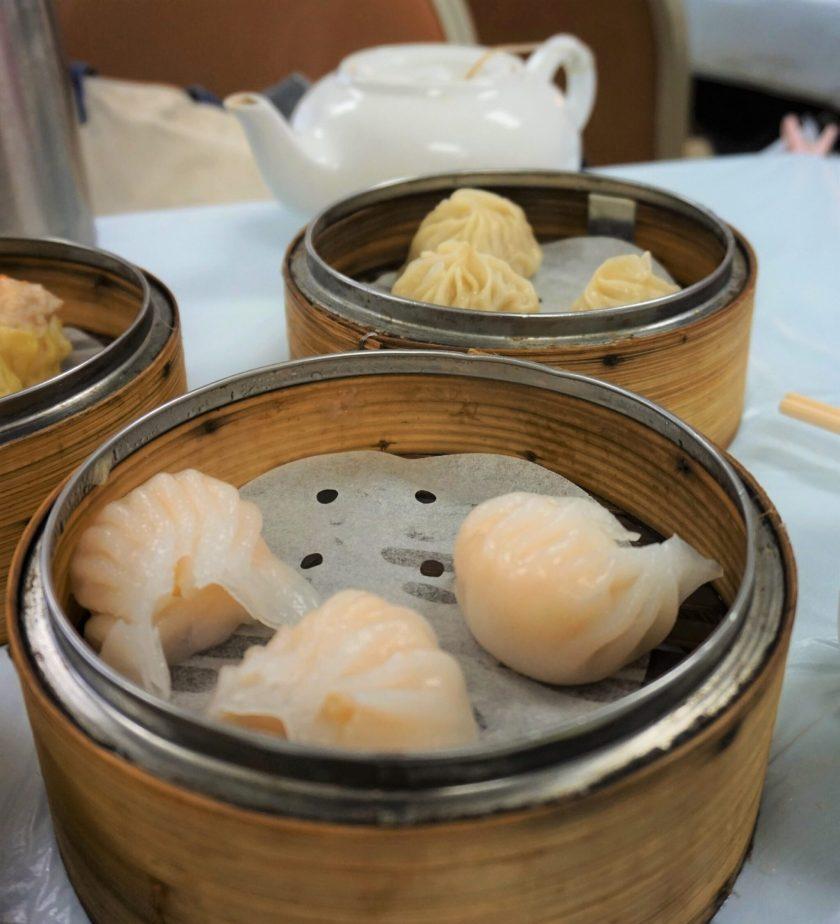 Prawn Dumplings at Islamic Centre Canteen Hong Kong