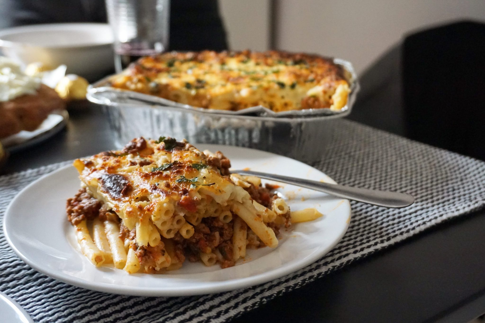 Cypriot Pastitsio Recipe