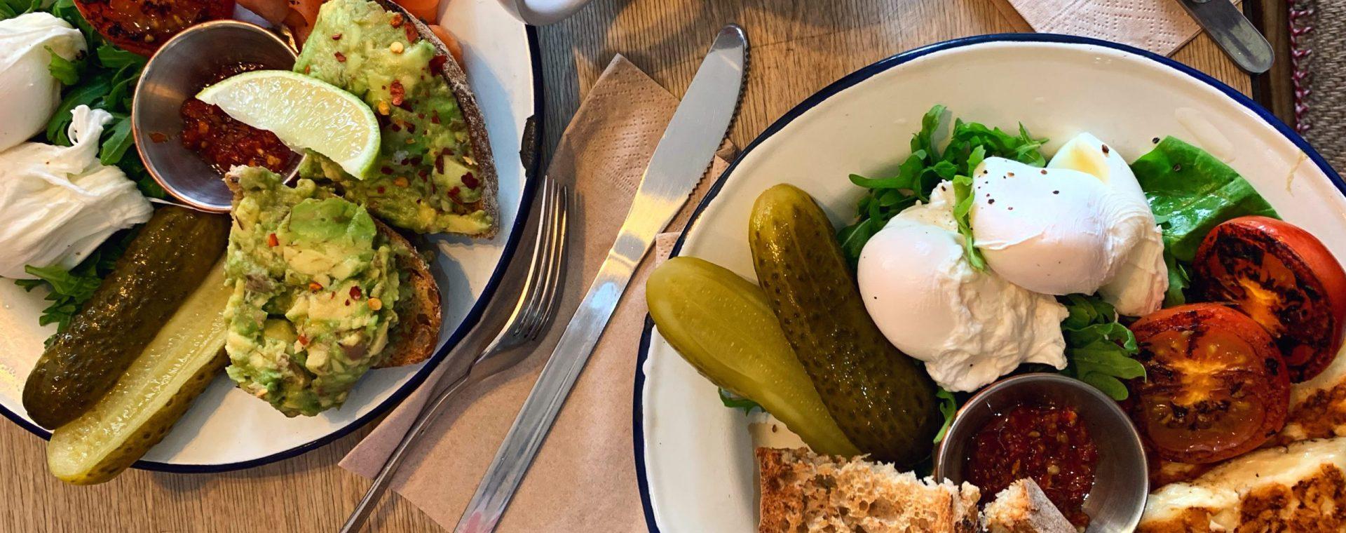 Bournemouth South Coast Roast Cafe Breakfast