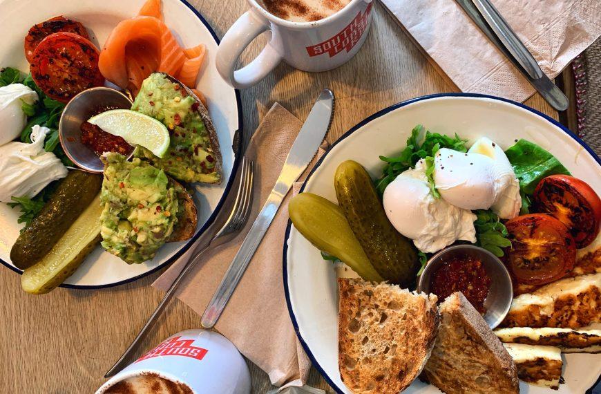 Bournemouth: South Coast Roast Cafe
