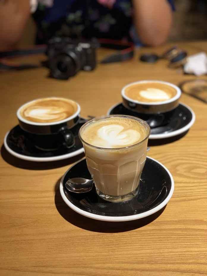 Coffees at Zenith Lisboa