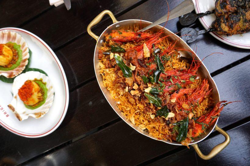 Brigadiers London Restaurant Review Et Food Voyage