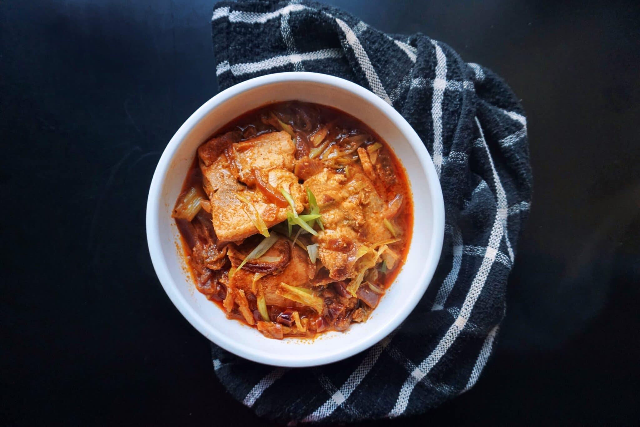 Tom Yum Fish Recipe