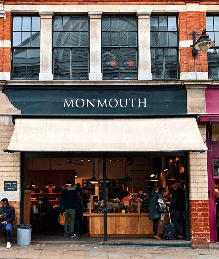 Monmouth Coffee London Bridge