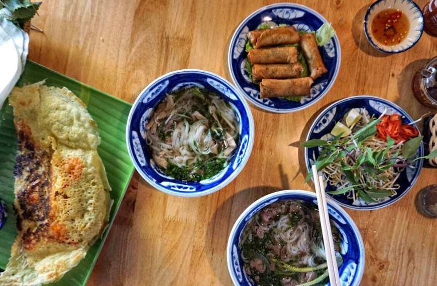 Vietnam: Thien Ly Da Nang Style (Halal)