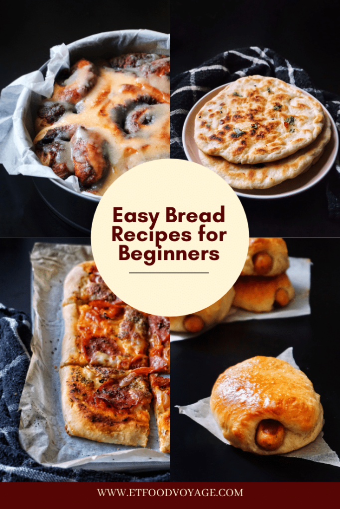 Easy Bread Recipes for Beginners