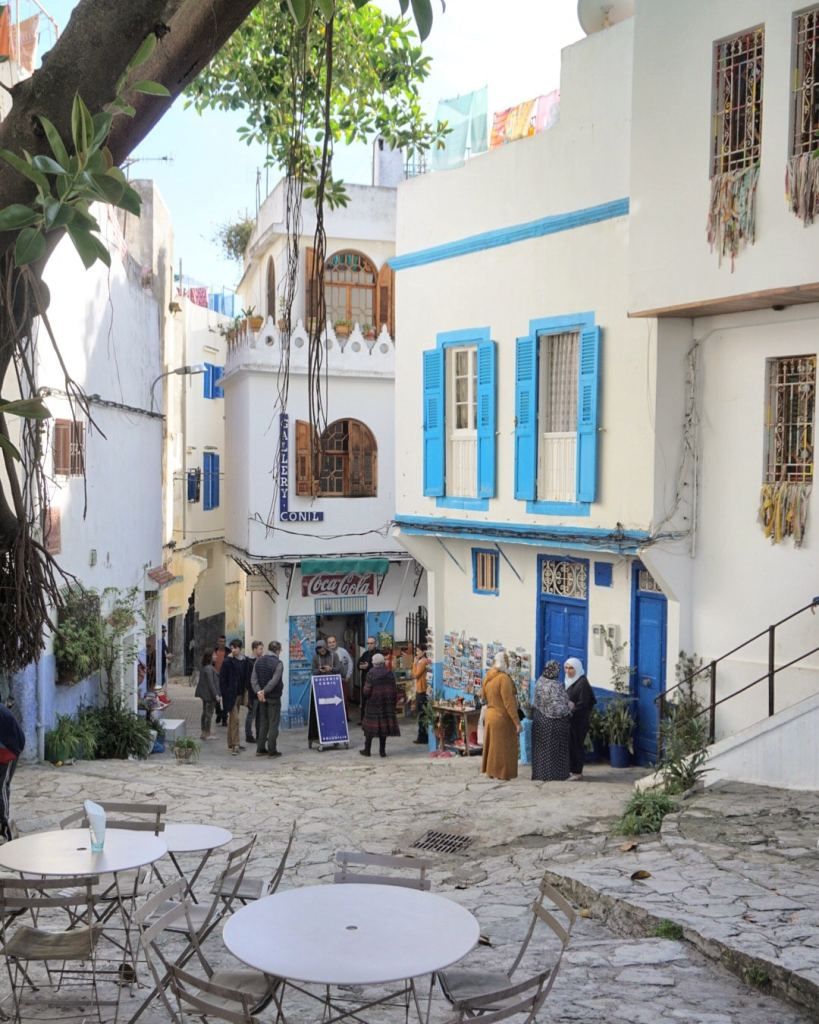 Kasbah of Tangier, Morocco