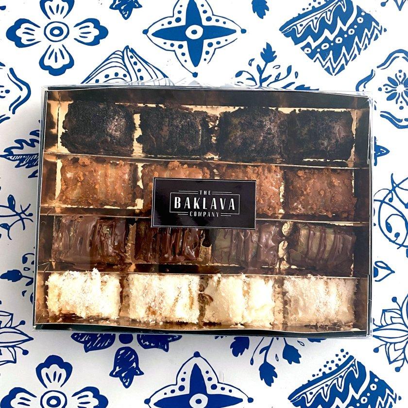 Box of Baklava from The Baklava Company