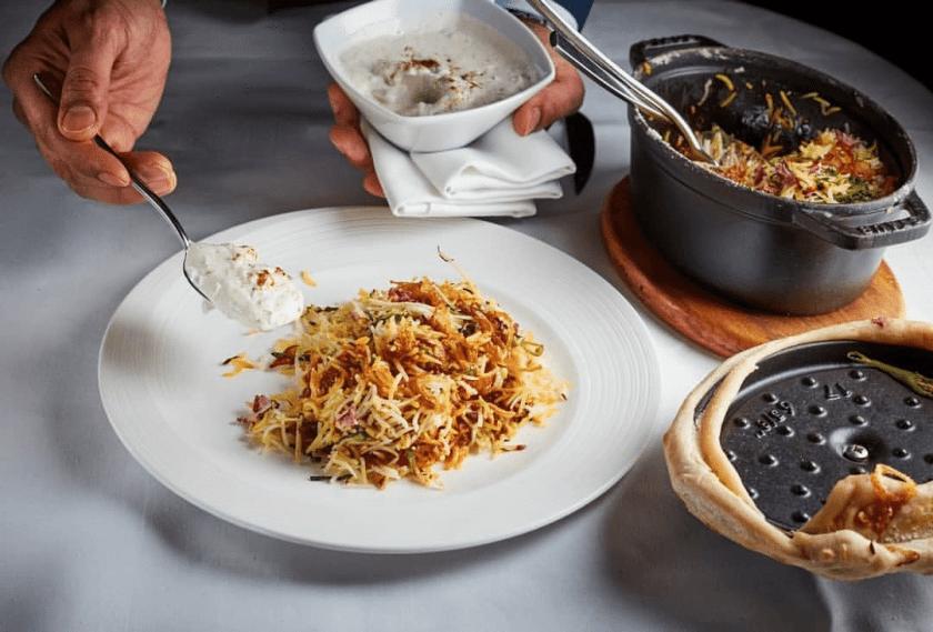 Benares Iftar meal kit
