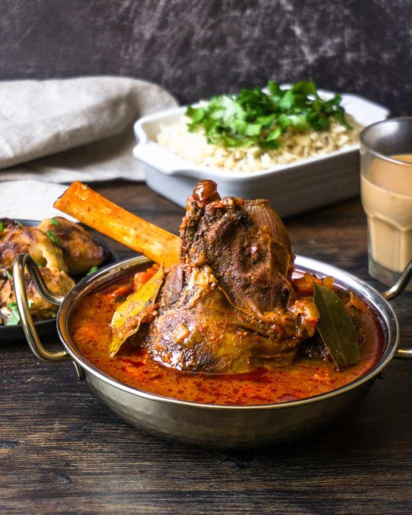 Lamb Shank from Charred Ramadan Menu