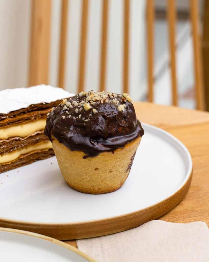 Chocolate Hazelnut Babka at Chestnut Bakery