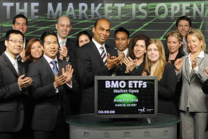 BMO introduces seven new ETFs on Toronto Stock Exchange