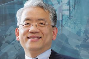 Yu-Ming Wang, CIO, Nikko Asset Management.