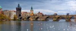 Prague Eastern Europe Czech