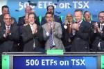 Toronto Stock Exchange 500 ETFs