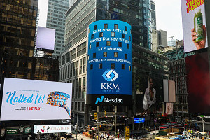 Nasdaq Dorsey Wright KKM Financial ETF model portfolios