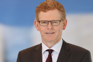 Gerry Cross, Director of Policy and Risk at the Central Bank of Ireland