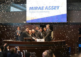 Brazil gets its first fixed income ETF with new Mirae launch
