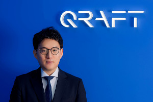 Hyung-Sik Kim, CEO and co-Founder of Qraft Technologies