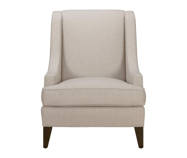 Images Emerson Chair Quick Ship Hailey Oatmeal Q Solid Texture Large_gray