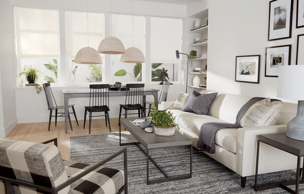 Small Space Living Room Ethan Allen