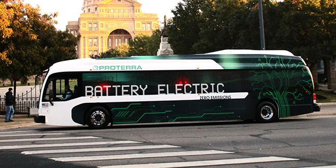 Platooning Electric Buses Could Make Rail Transit