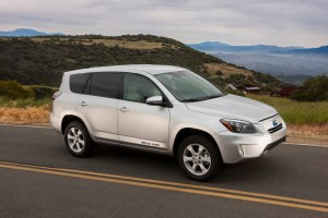 The Toyota RAV4 EV was a great car but Toyota couldn't have cared less about it.