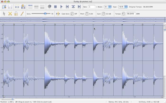 Visualizing music   The Ethan Hein Blog