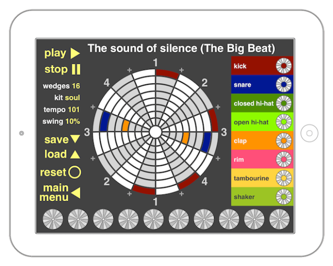 Sound of silence (The Big Beat)