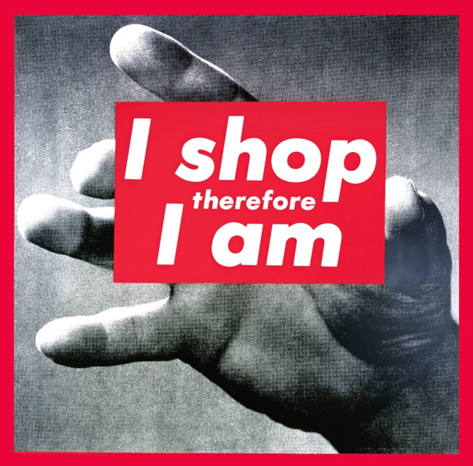 Barbara Kruger - Untitled