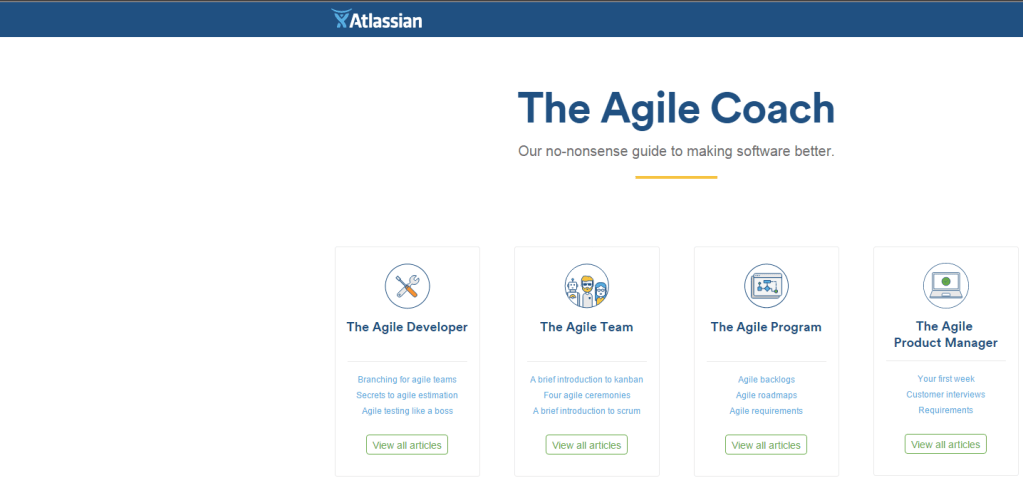 The Agile Coach (Atlassian)