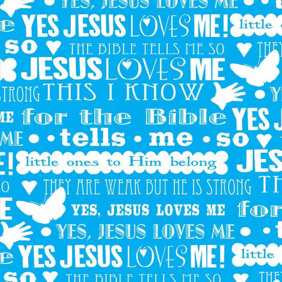 Yes Me Song Loves Jesus Lyrics