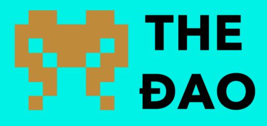 Logo de The DAO