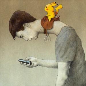 Illustration par Pawel Kuczynski