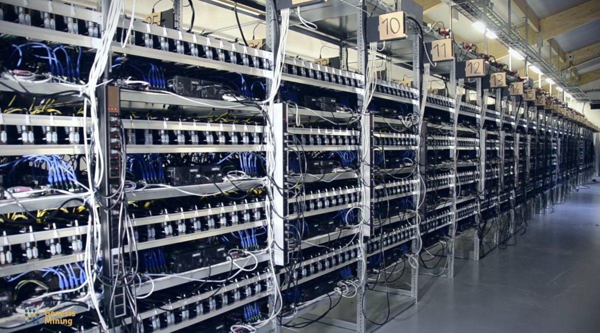 Mining Rechner