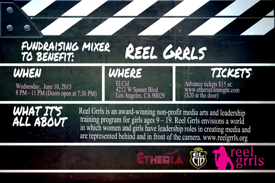 Etheria Film Night 2015 Reel Grrls