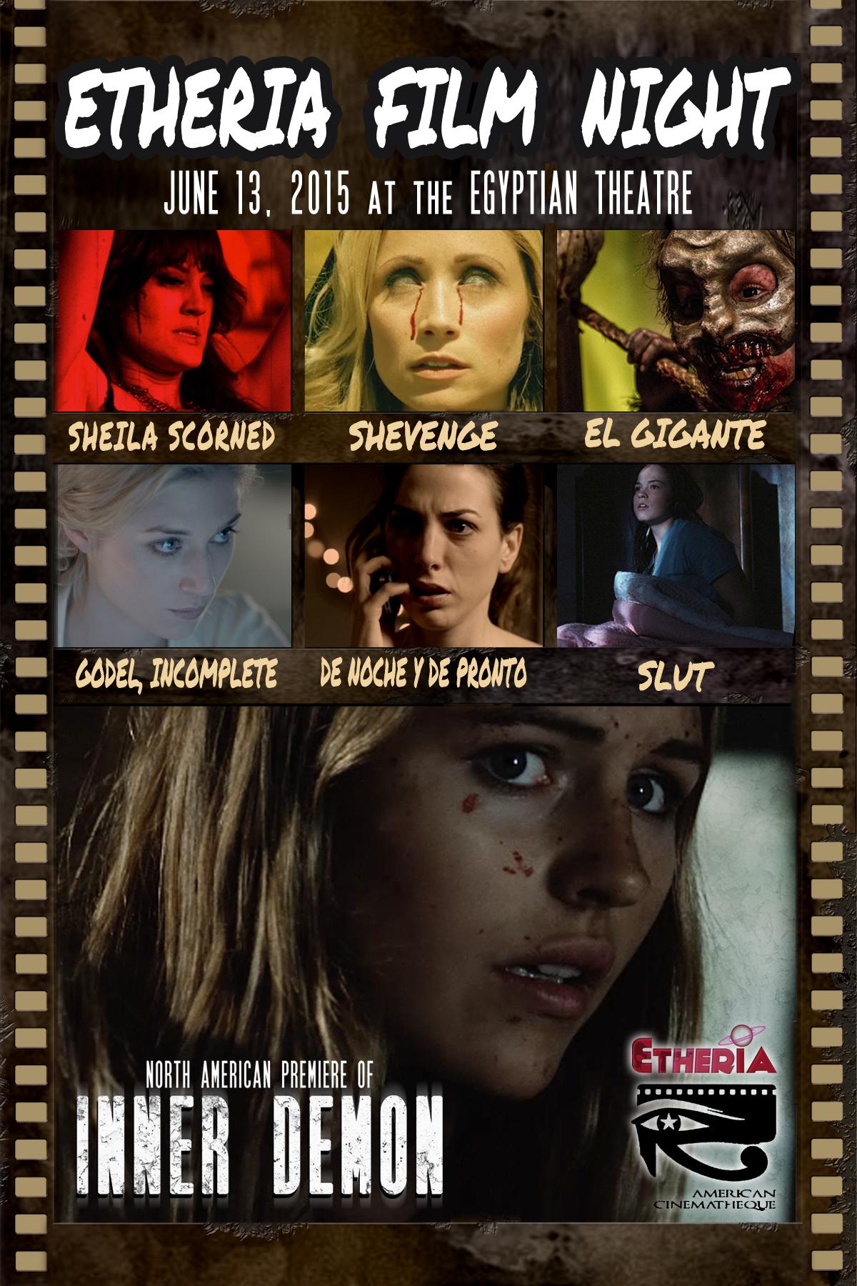 Etheria Film Night 2015