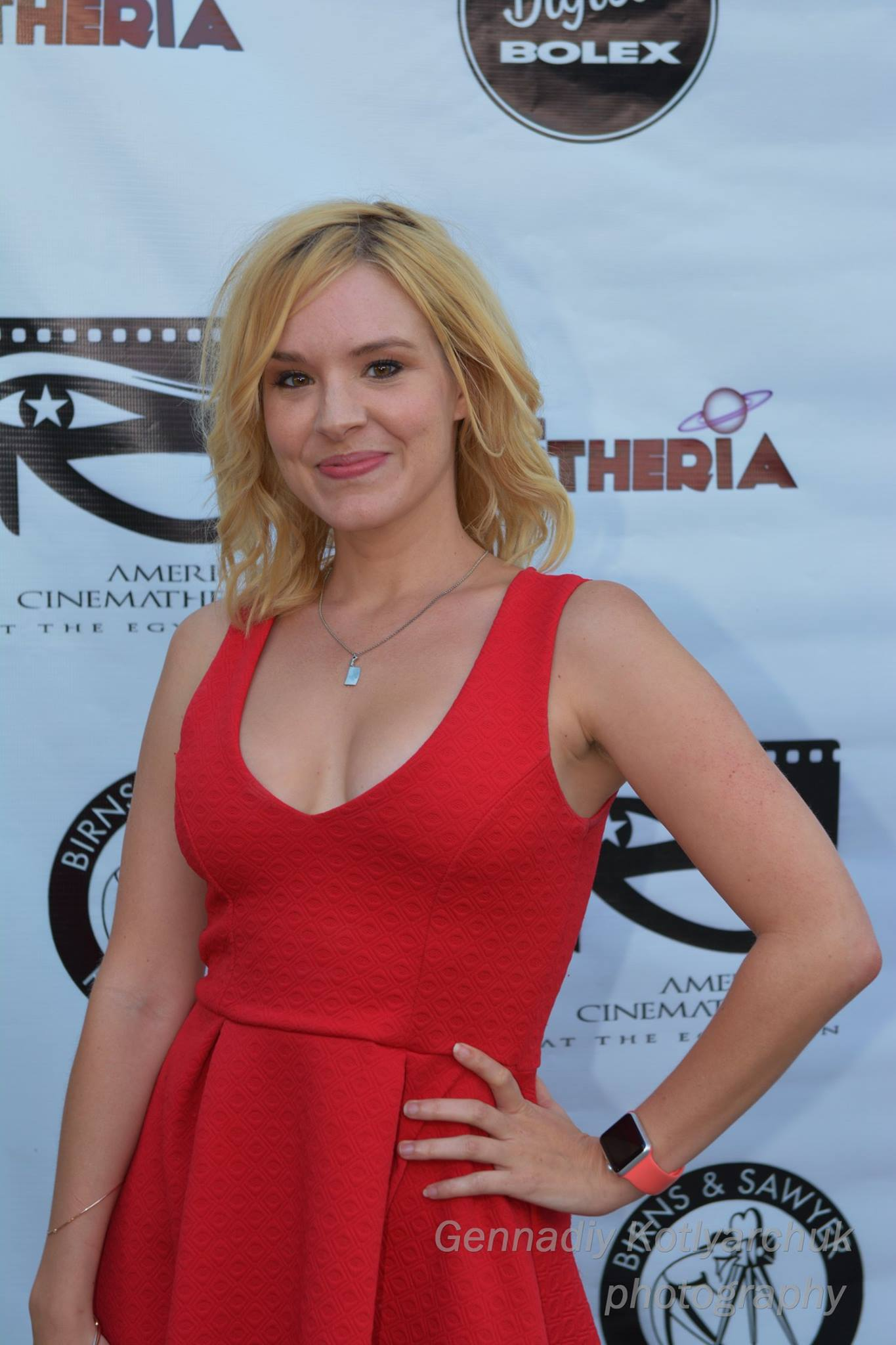 Brea Grant at Etheria Film Night 2015
