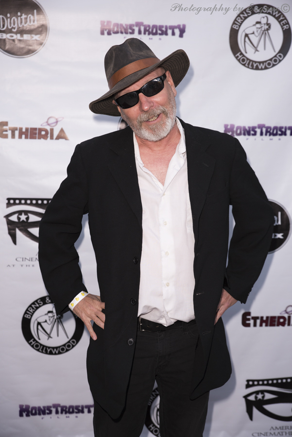 John Skipp at Etheria Film Night 2015