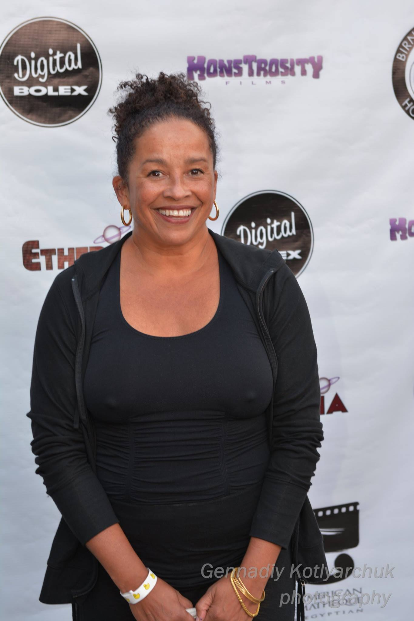 Rae Dawn Chong at Etheria Film Night 2015
