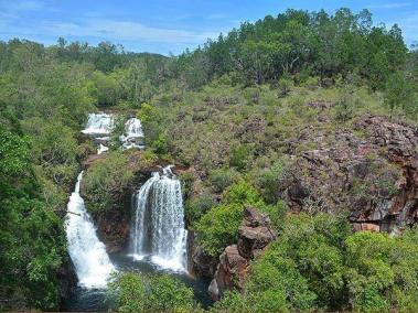 Florence Falls litchfield national park tours