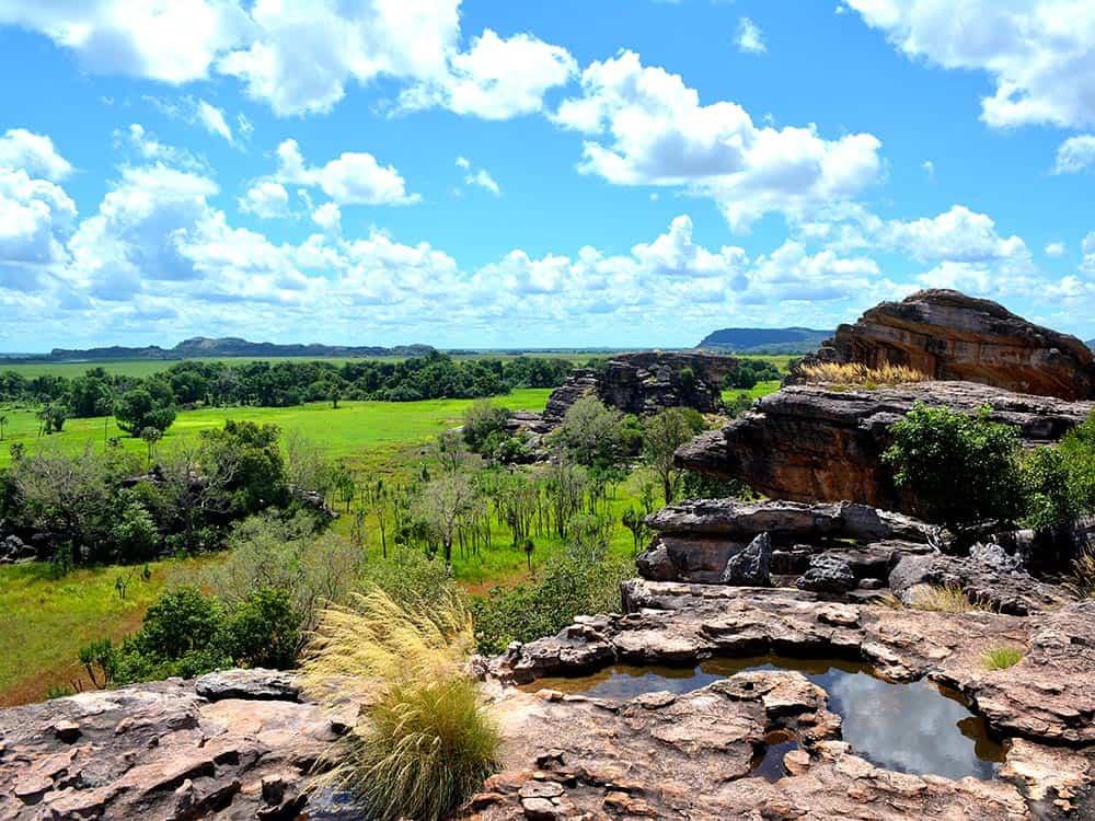 kakadu floodplain - best in the wet by ethical adventures