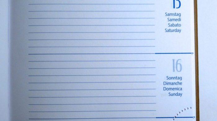 Specify Schedule