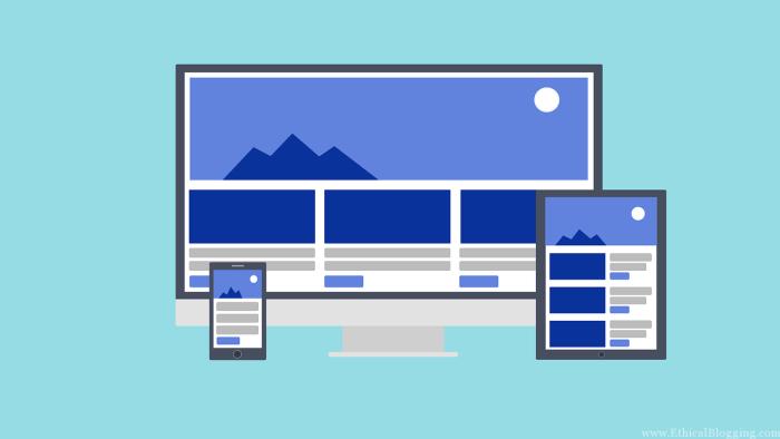 Future Web Design Trends - Responsive Design 1