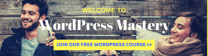 WordPress Mastery