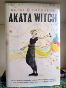 Akata Witch by Nnedi Okorafor 2011, Viking ISBN:9780670011964