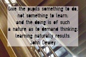 A Week With Dewey, day 3