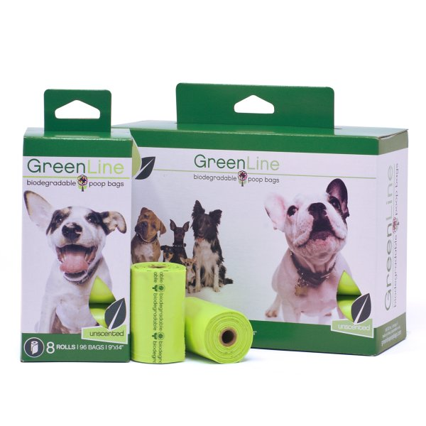Product image for Landfill Biodegradable Poop Bags
