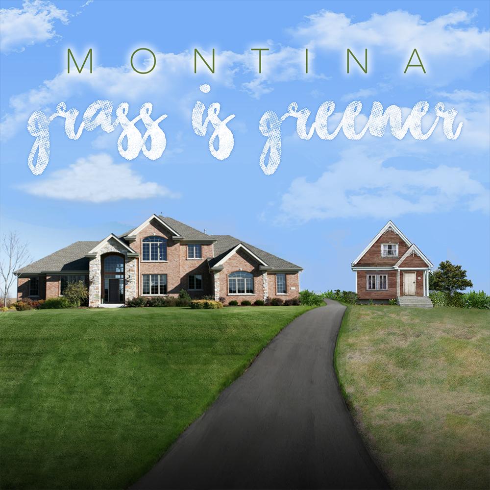 Montina Cooper: Grass Is Greener(single)