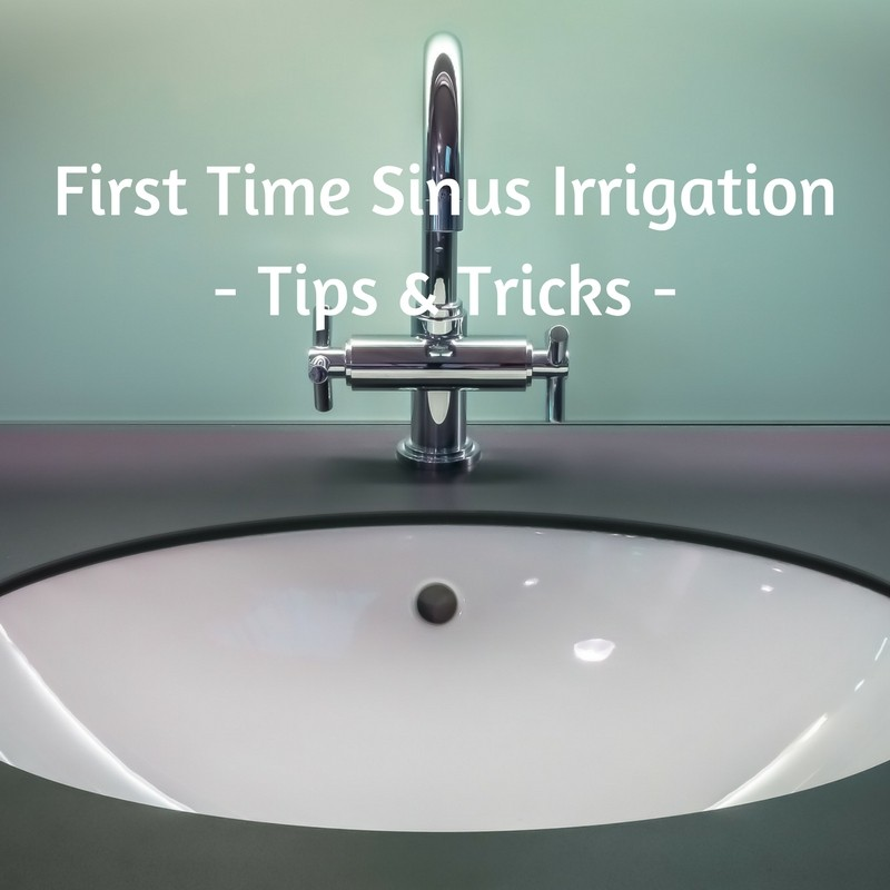 Nasal Irrigation; Sinus Rinse